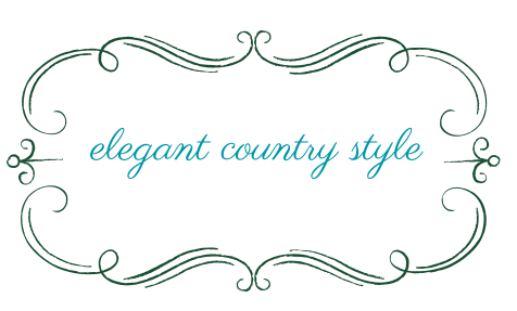 elegant country style